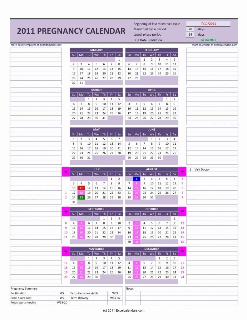 Pregnancy Calendar Week 6 | Igotlockedout