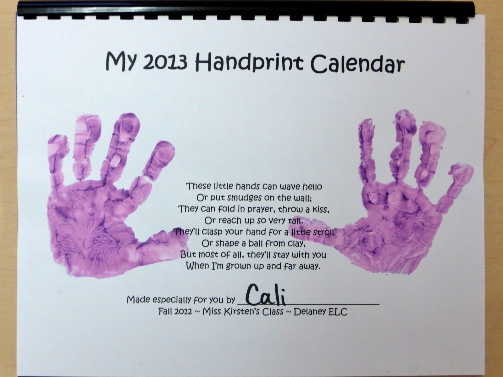 Princesses, Pies, & Preschool Pizzazz: Bible Verse Handprint