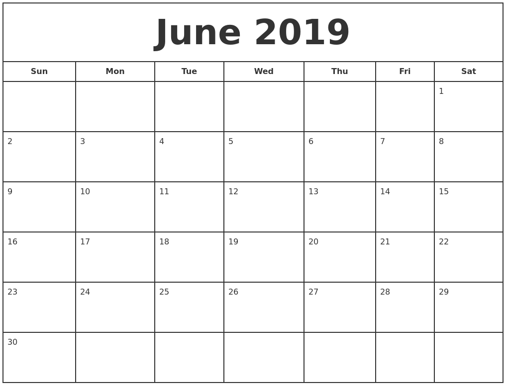 Printable Calendar 2019 Calendar Labs | Printable Calendar 2020