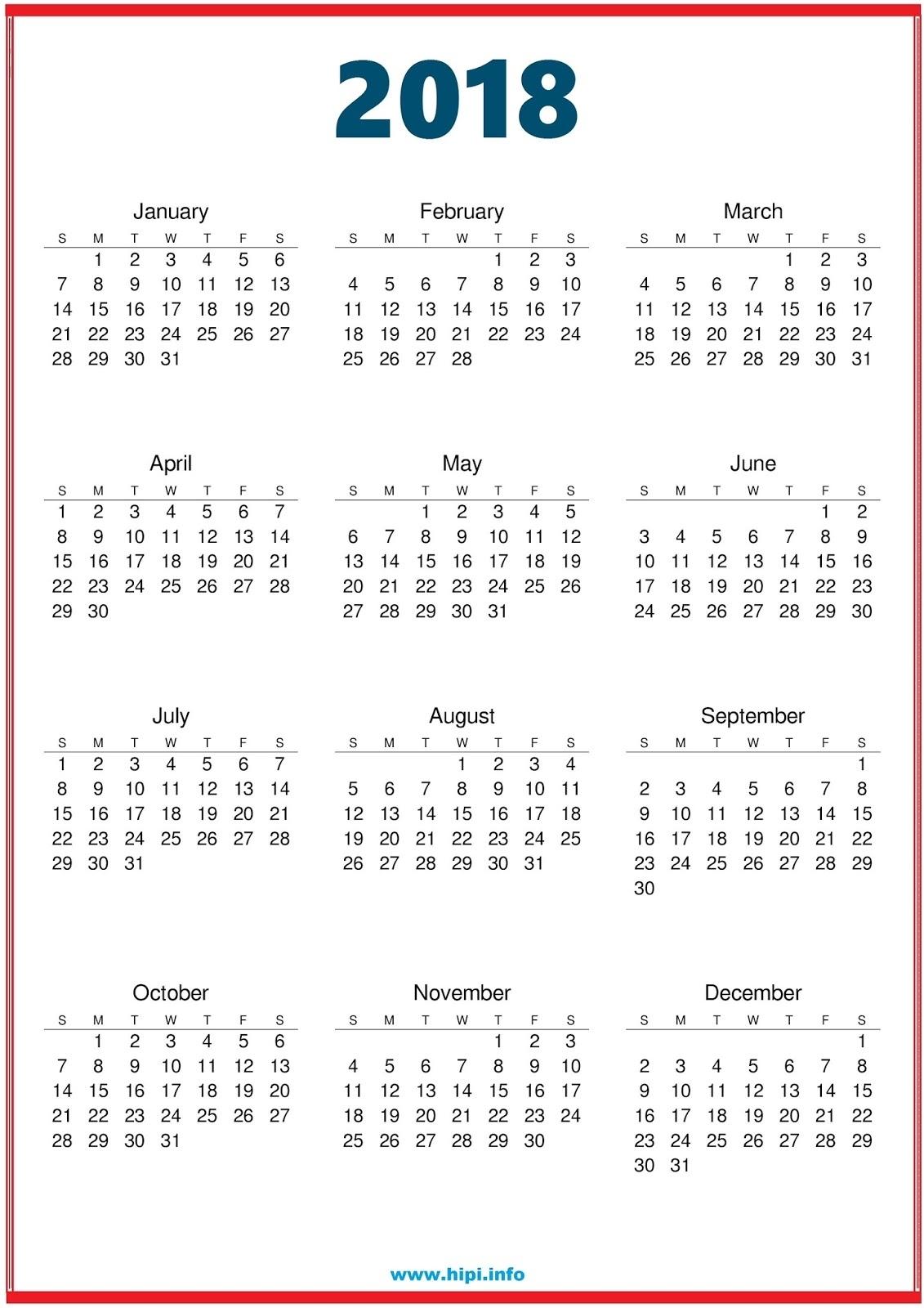 Printable Calendar Headers | Printable Calendar 2020