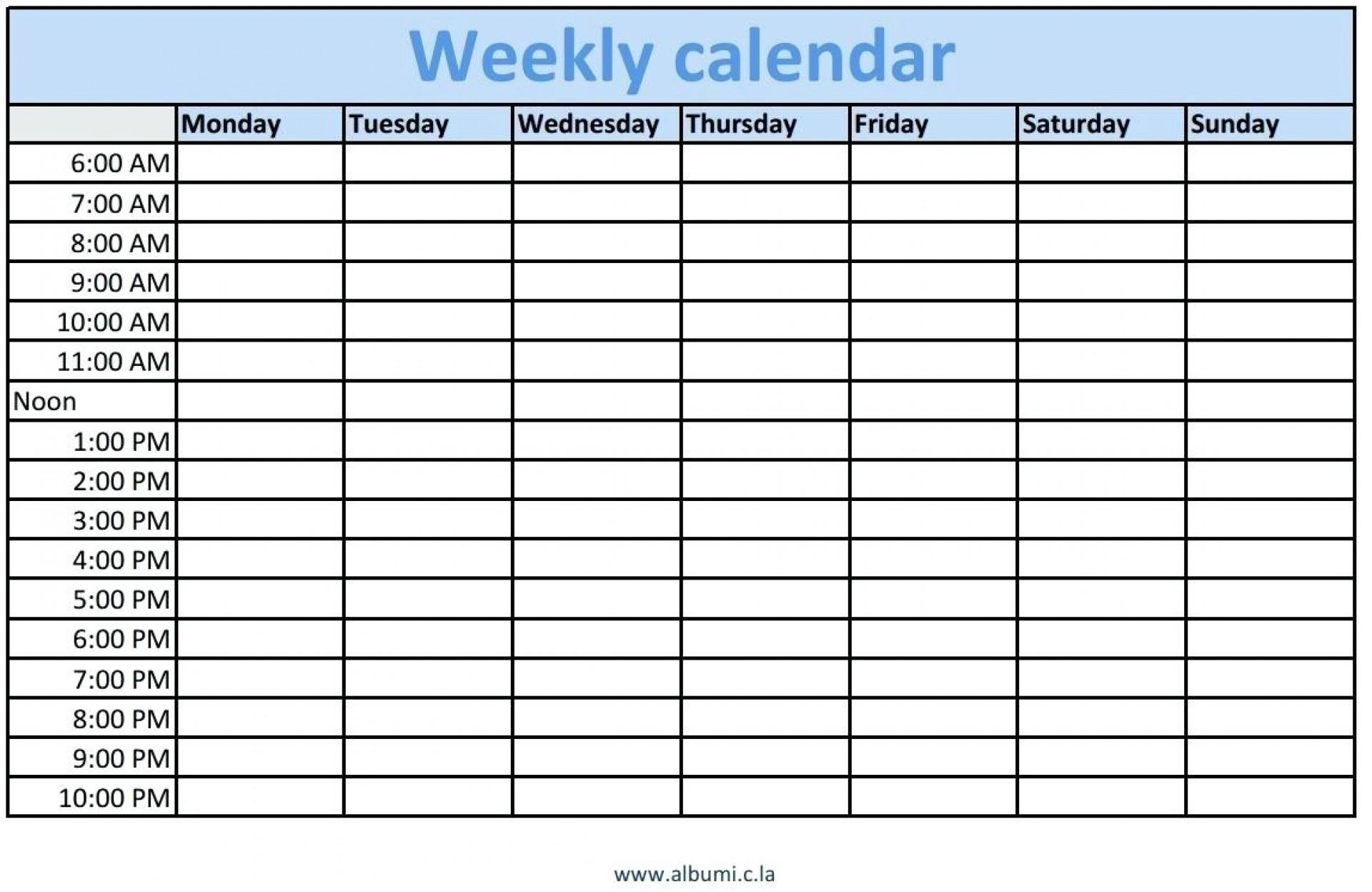 Printable Calendar Sign Up Sheet | Igotlockedout