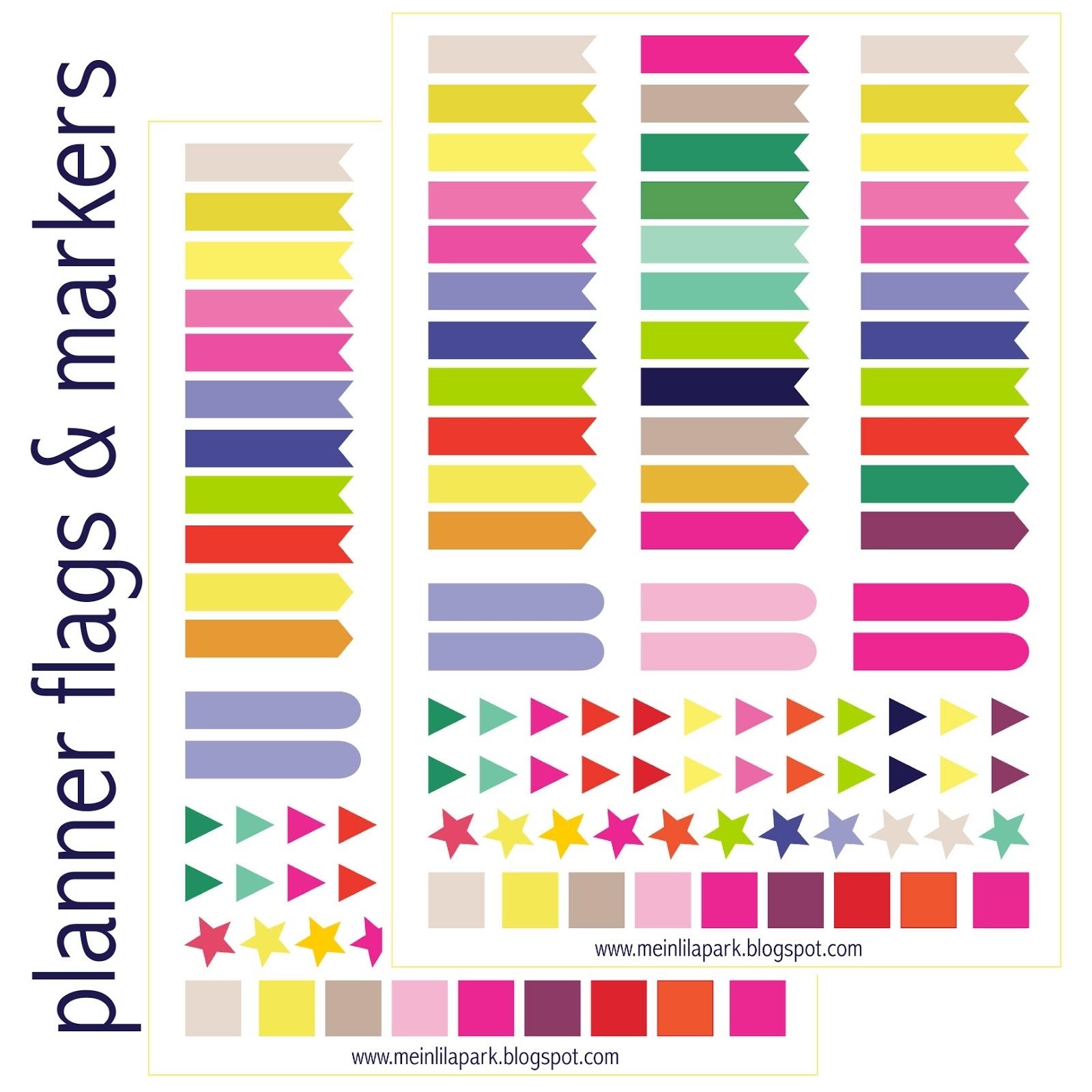 Printable Calendar Stickers | Printable Calendar 2020