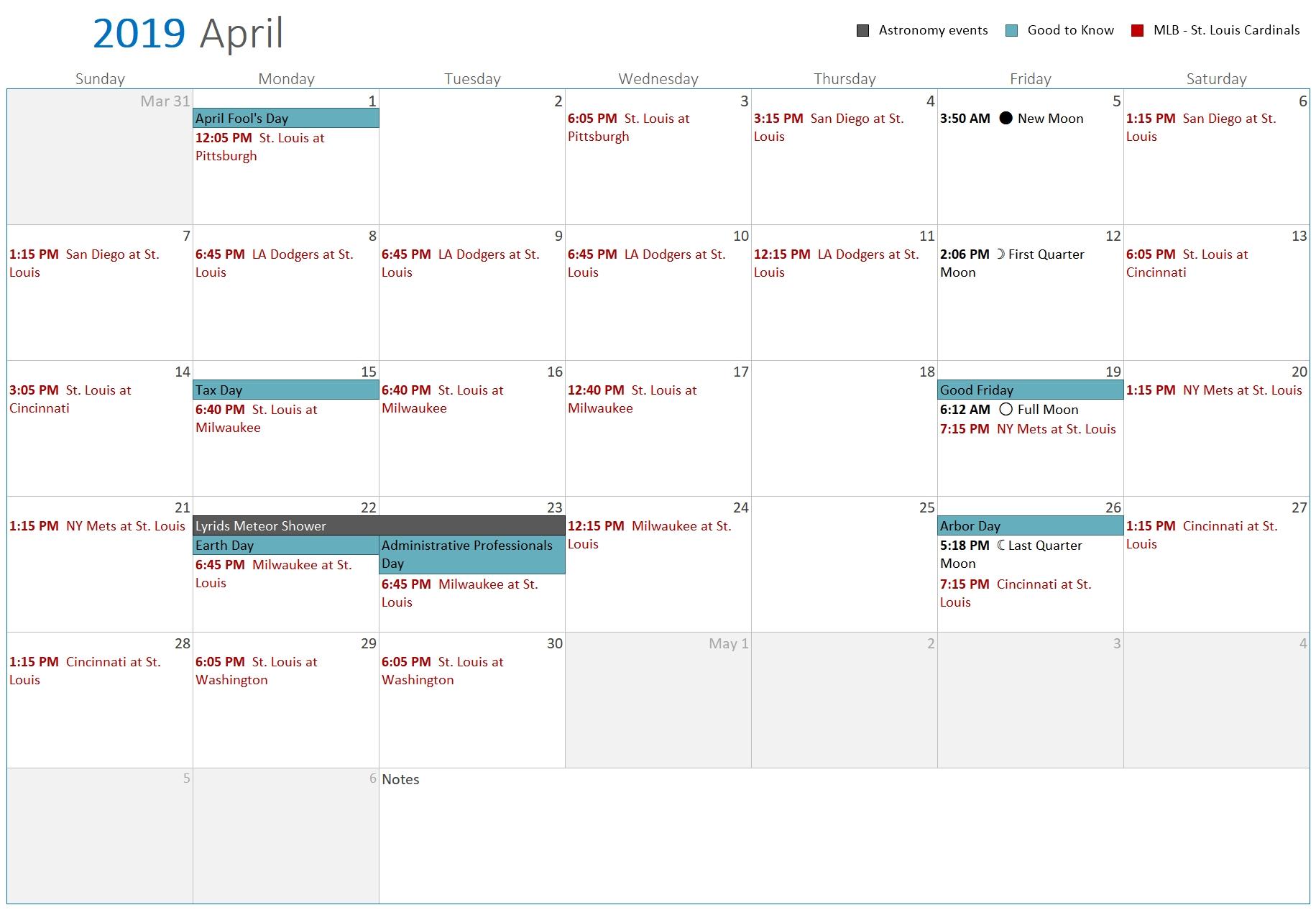 Printablecal | Create Printable Calendars