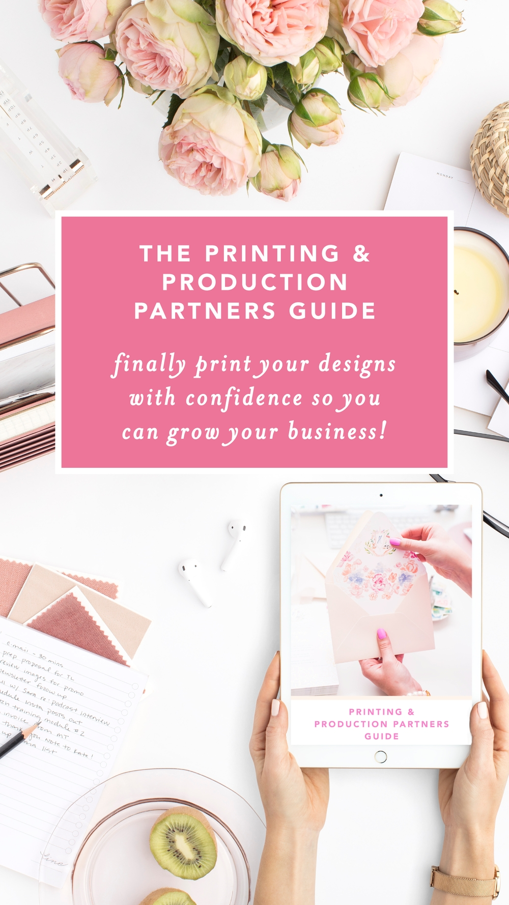 Printing And Production Partners Guide For Stationers And Lifestyle Shop  Owners — Simply Jessica Marie