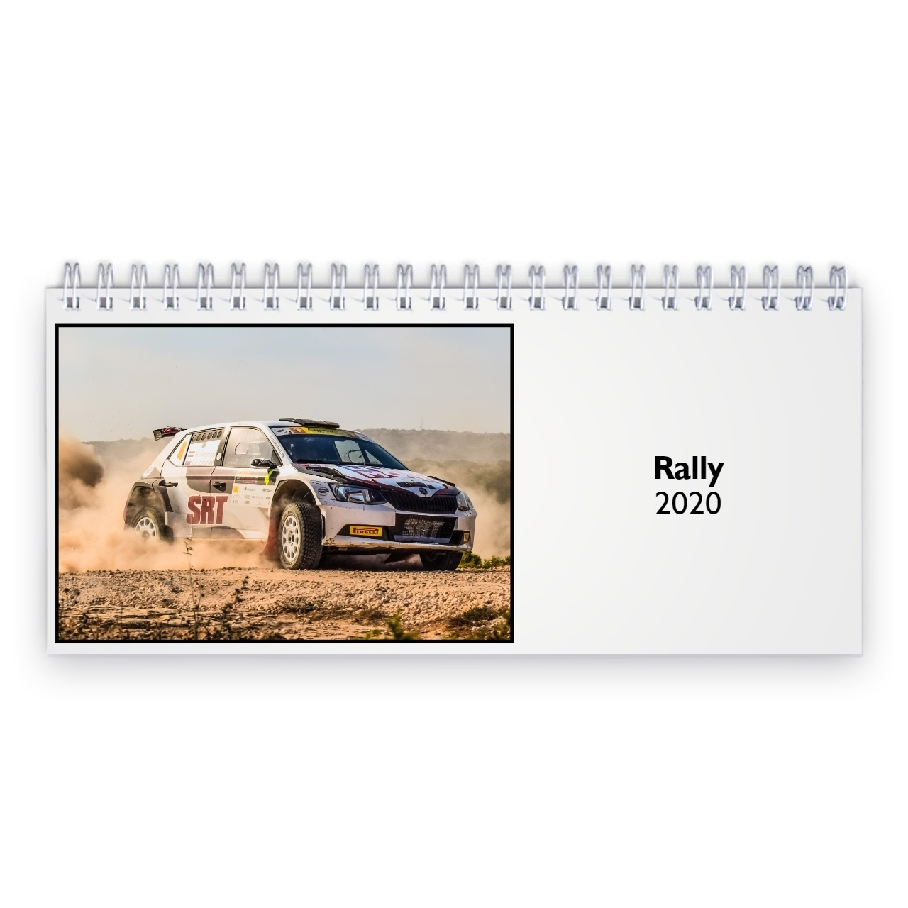 Rally 2020 Desk Calendar