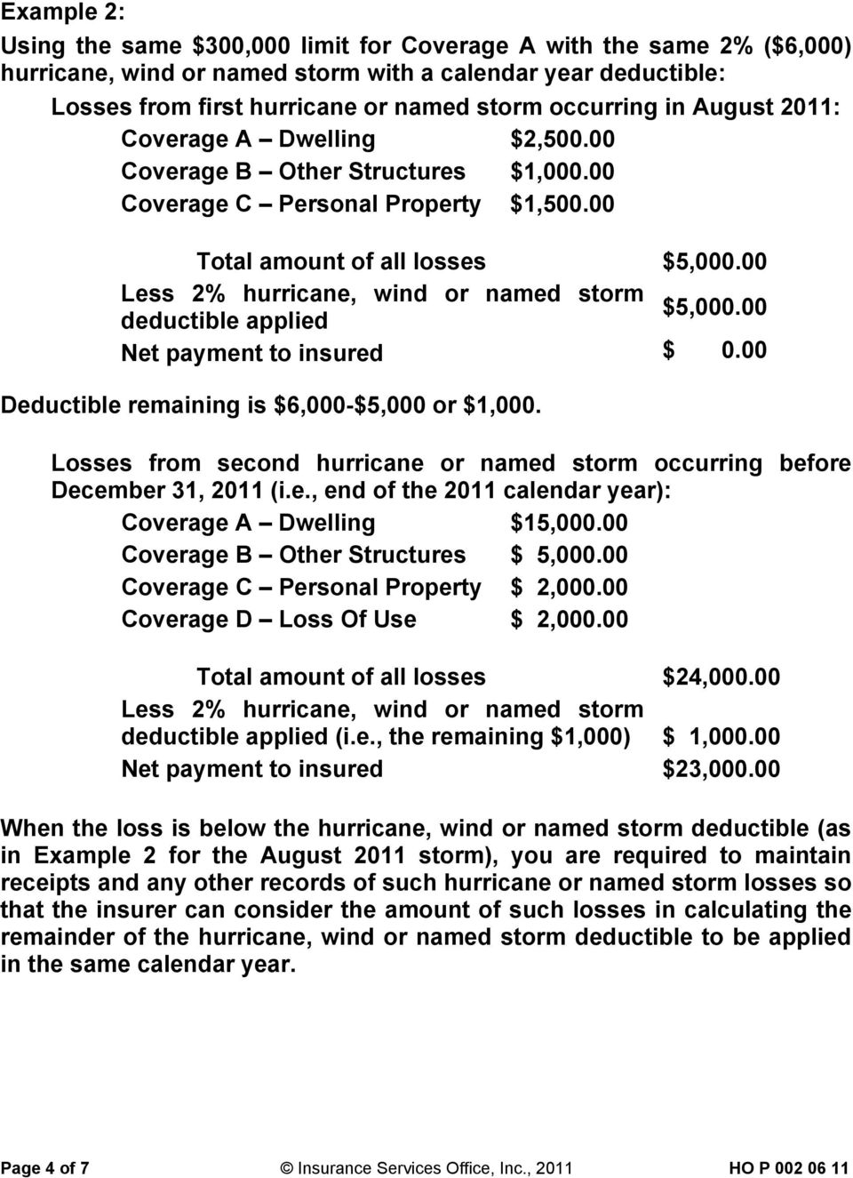 Read Your Insurance Policy For Complete Policy Terms And