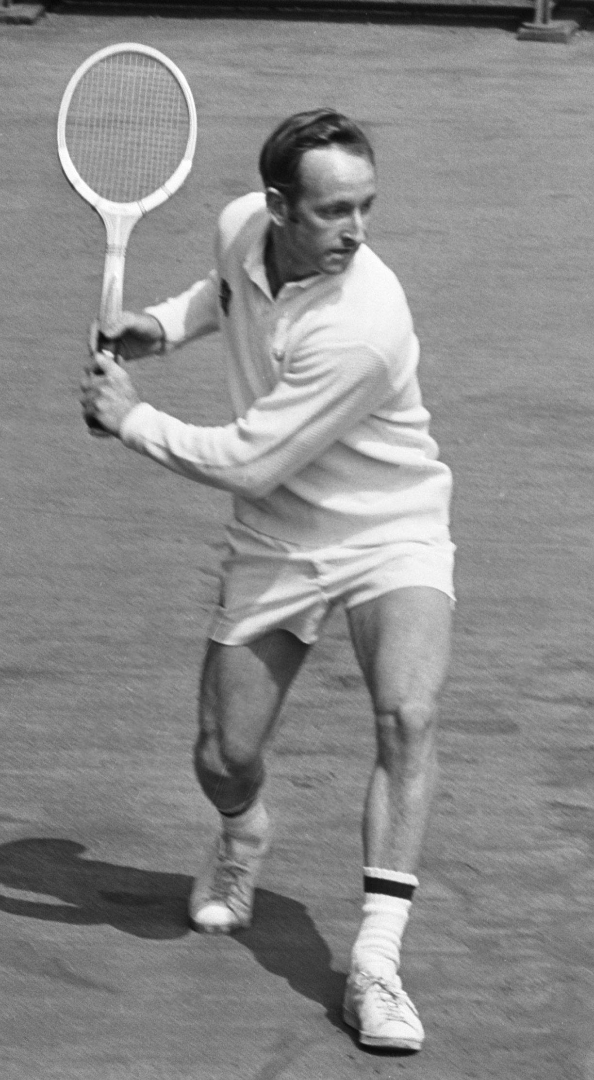 Rod Laver - Wikipedia