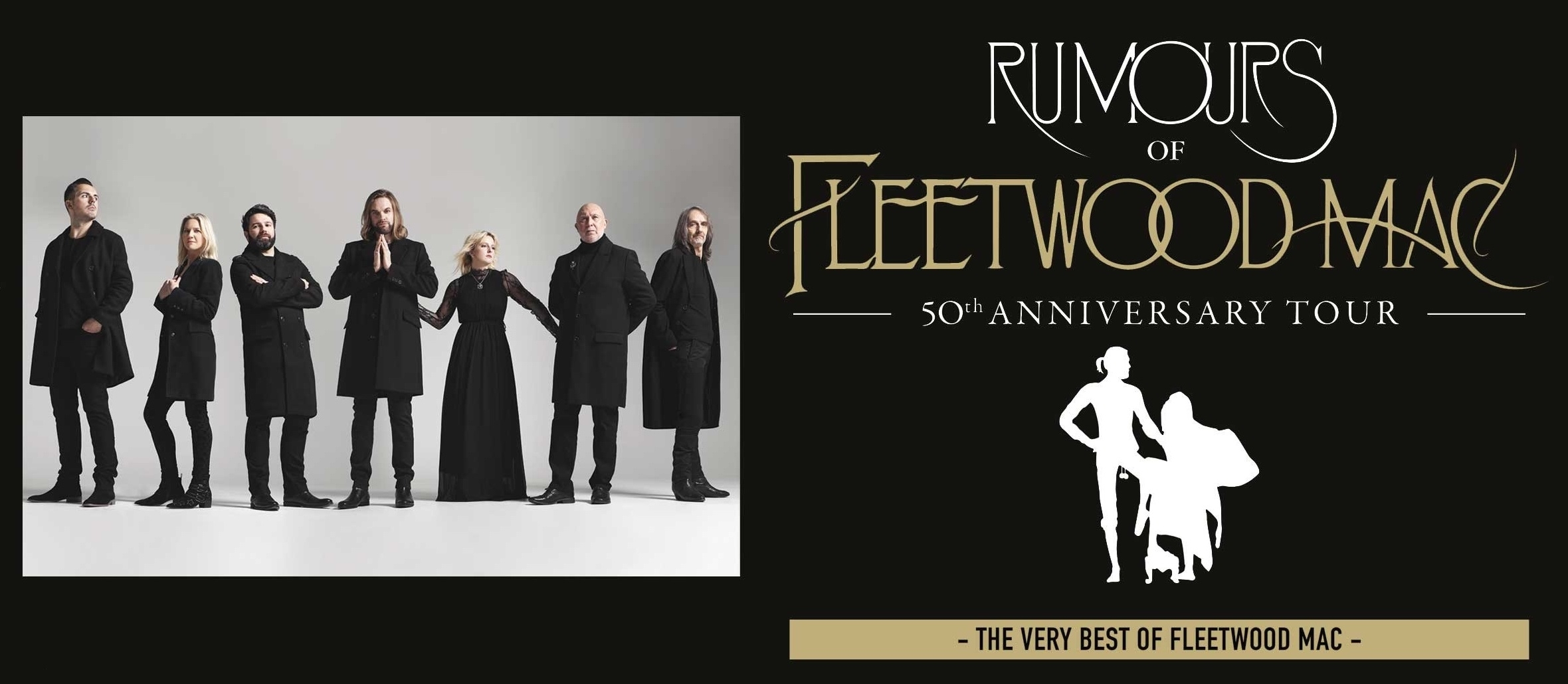Rumours Of Fleetwood Mac–50Th Anniversary Tour | Barbara B
