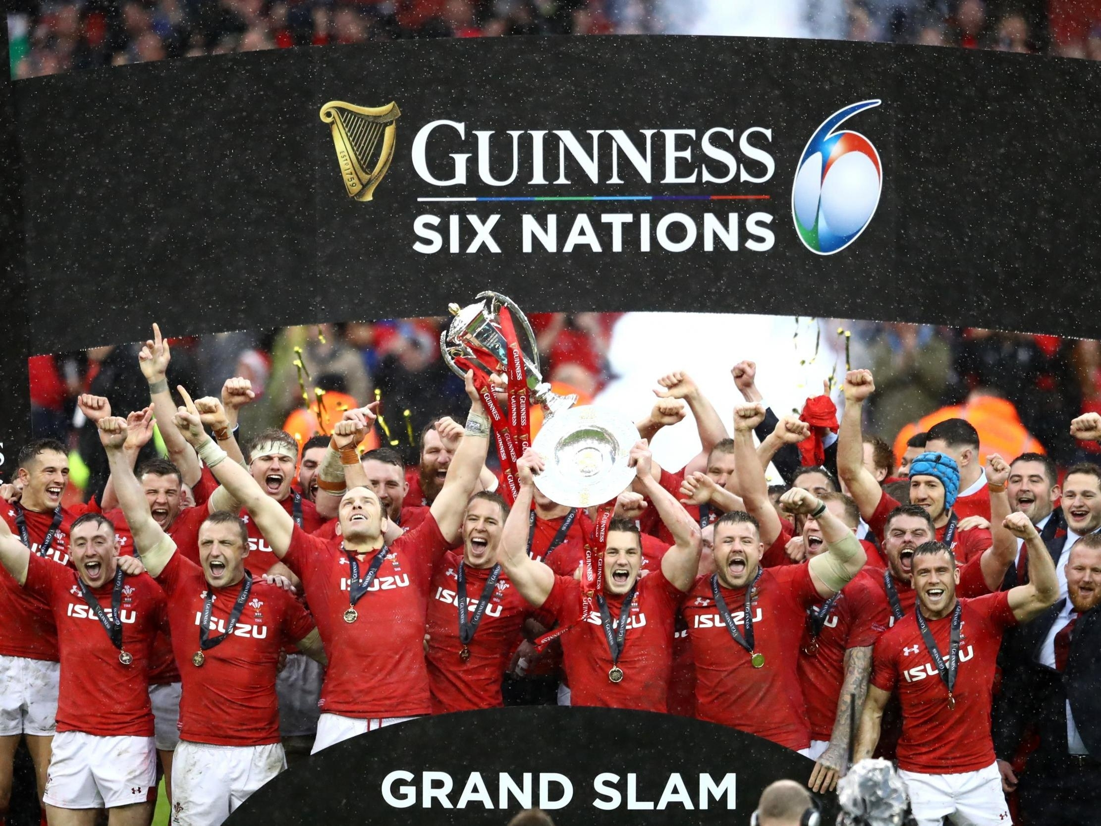 Six Nations Fixtures: Friday Nights Scrapped For 2020 And