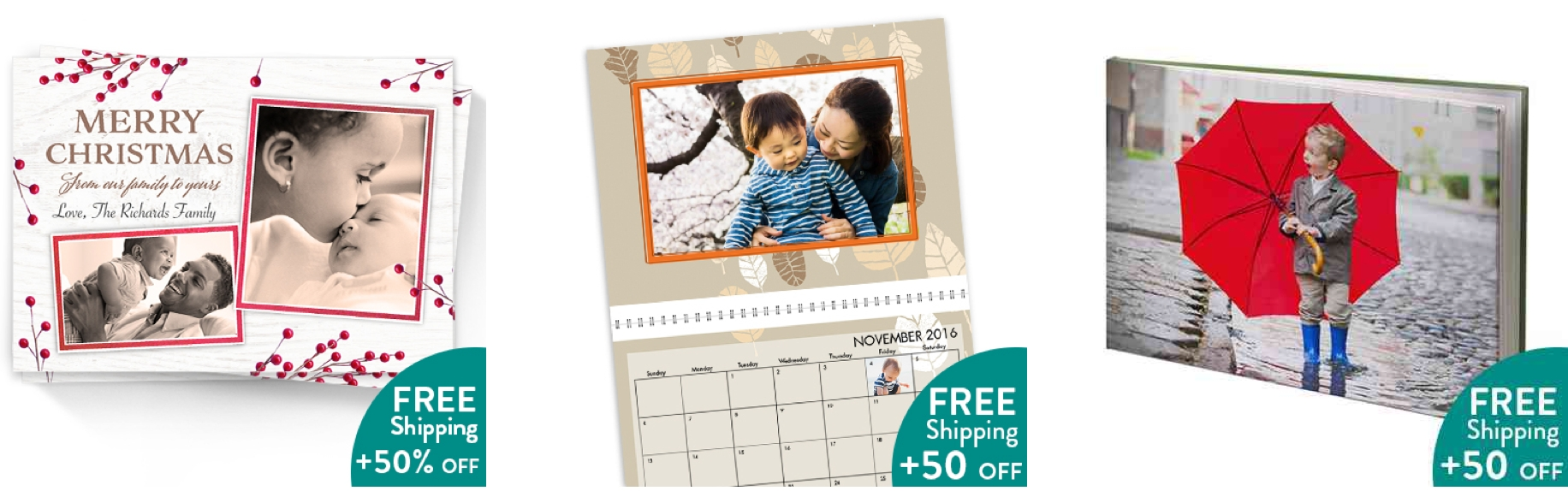 Snapfish: Two Personalized Wall Calendars Only $9.99 Shipped