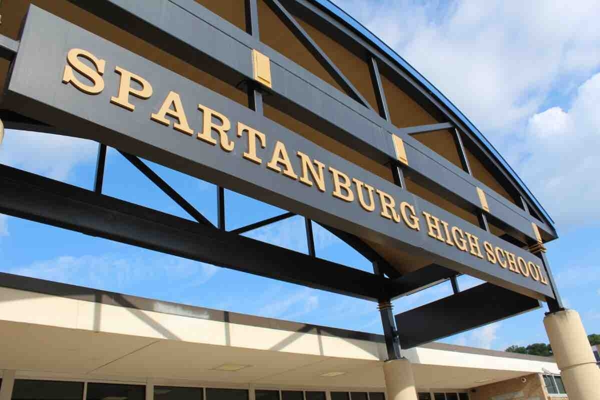 Spartanburg High School / Homepage
