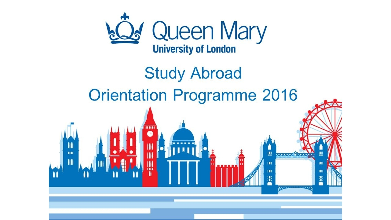Study Abroad Orientation Programme :00Collect Module