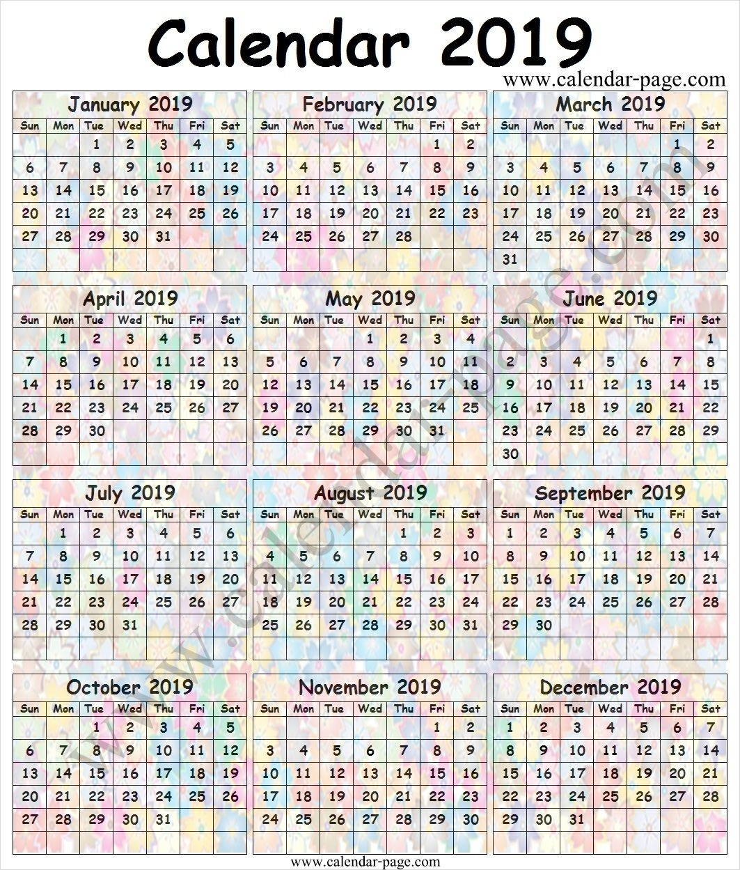 Tamil Monthly Calendar 2019 | Calendar, Calendar 2019 Yearly