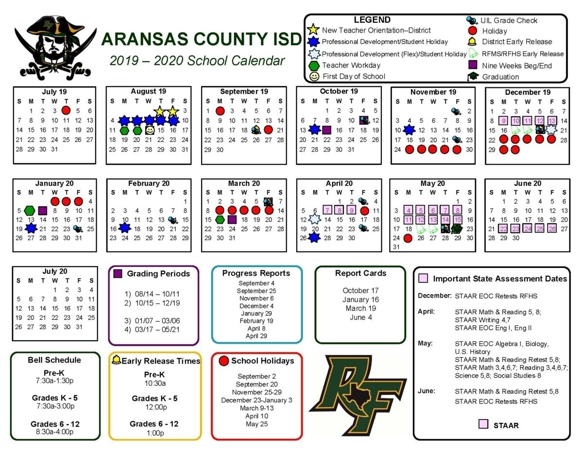 Texas A&m Calendar 2020 – Get Your Calendar Printable