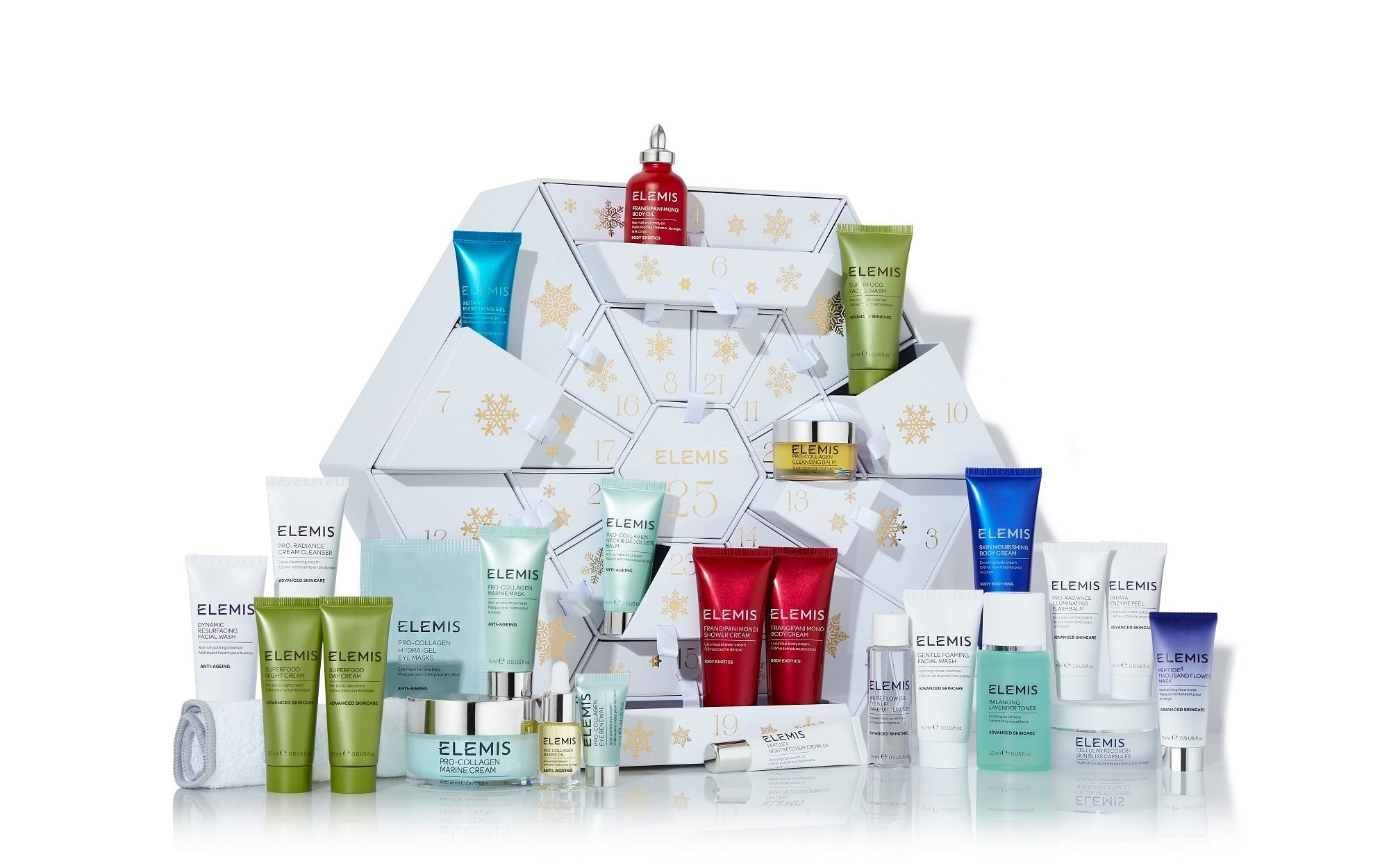 The Best 2018 Beauty Advent Calendars For All Budgets