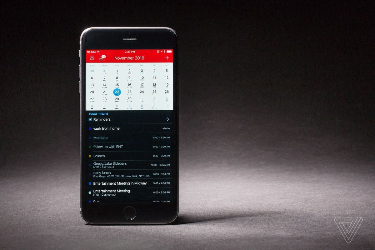 The Best Calendar App For Iphone - The Verge