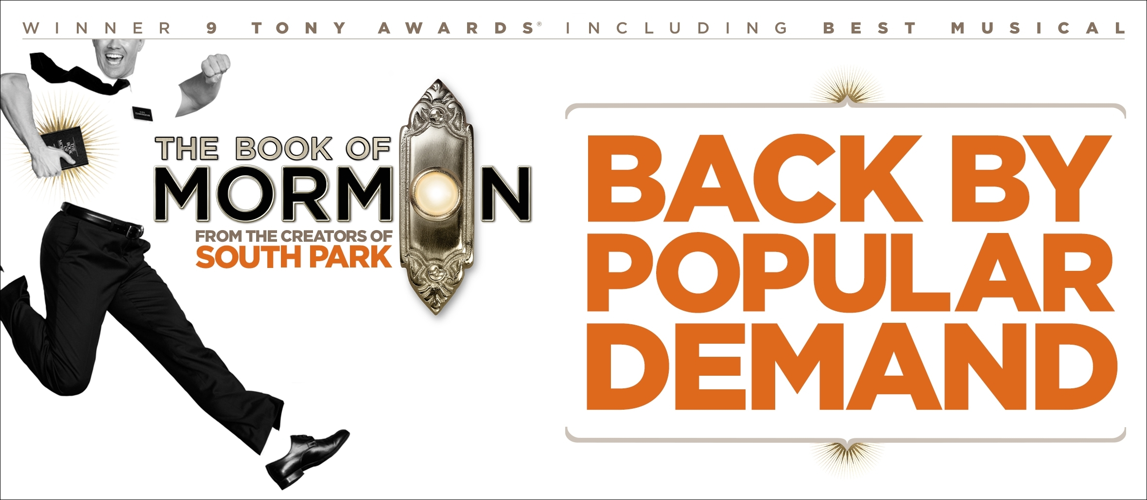 The Book Of Mormon | Barbara B. Mann - Performing Arts Hall