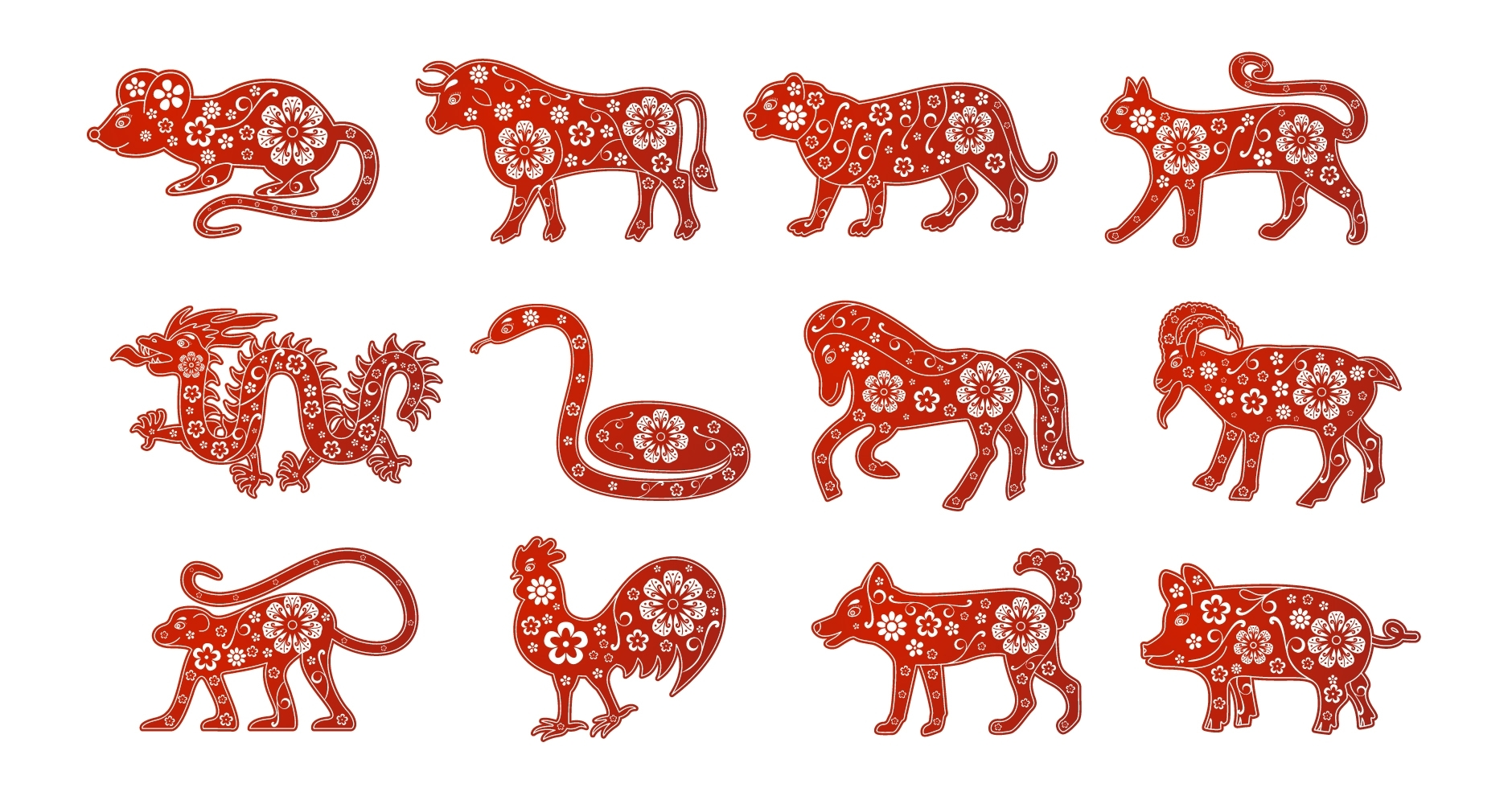The Chinese Zodiac Signs: Are You A Dragon Or A Snake