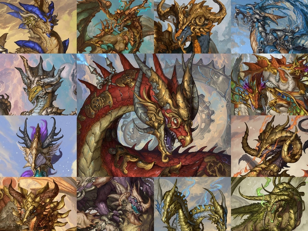 The Zodiac Dragons Calendars