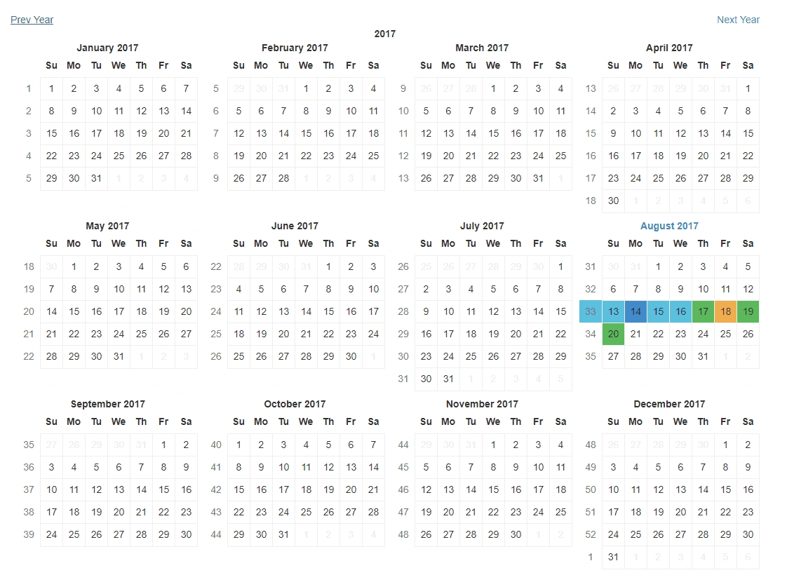 Top 10: Best Open Source Reactjs Datepicker Components | Our