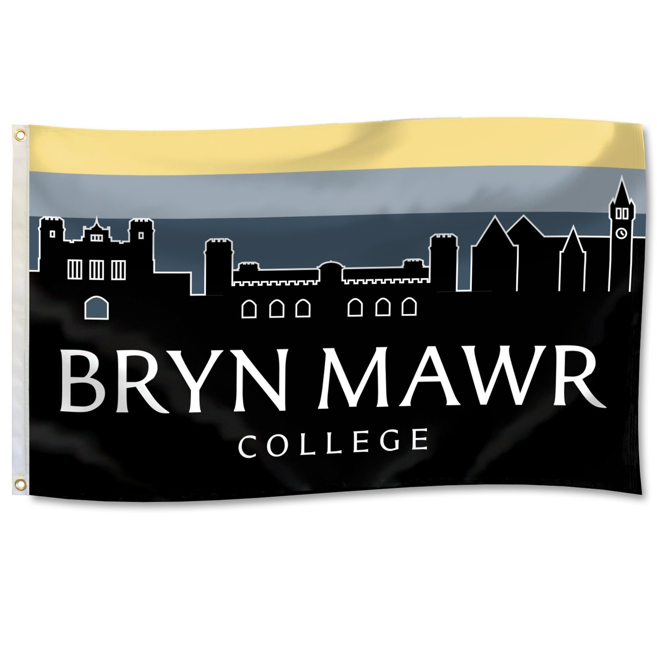 Uscape Durawave 3' X 5' Flag | Bryn Mawr College Bookstore