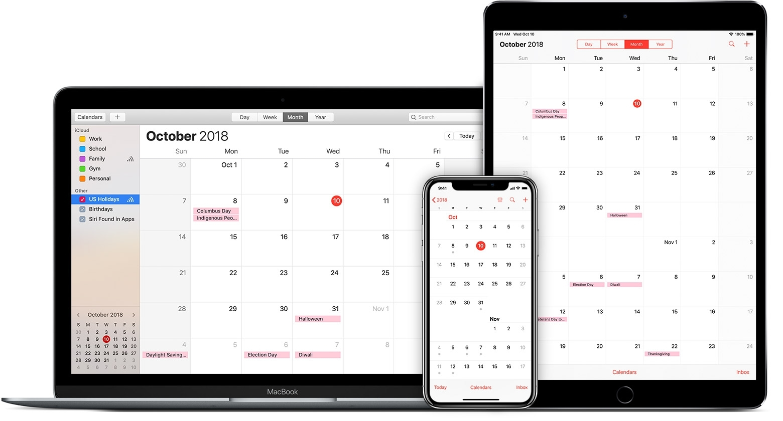 Use Icloud Calendar Subscriptions - Apple Support