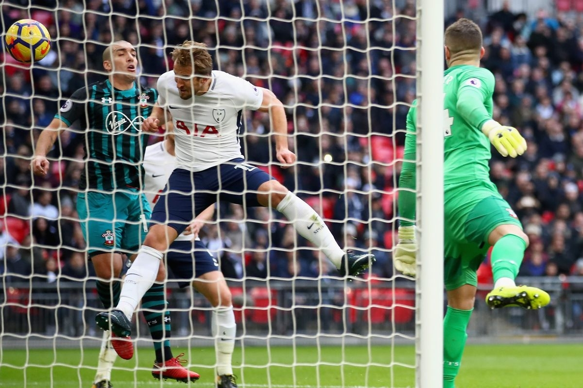 Watch: Harry Kane Breaks Alan Shearer's Record For Premier