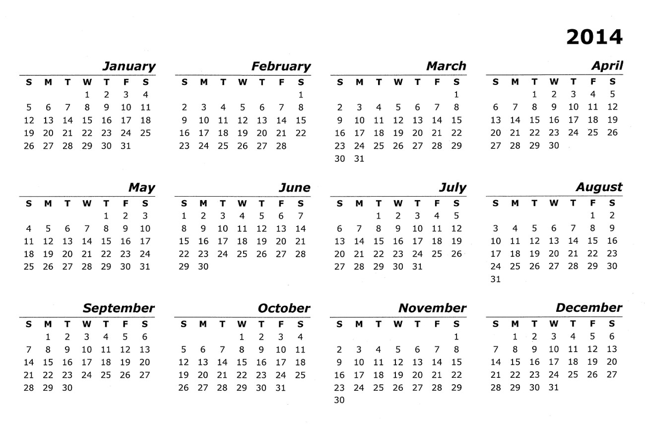 What Is This Calendar Called? - English Language & Usage