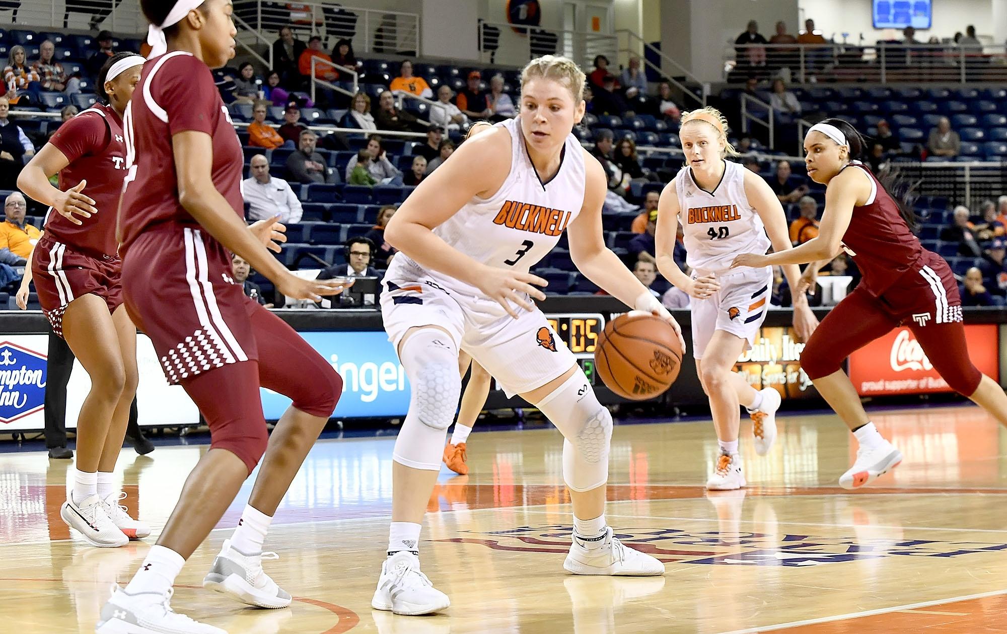 Women's Basketball - Bucknell University Athletics