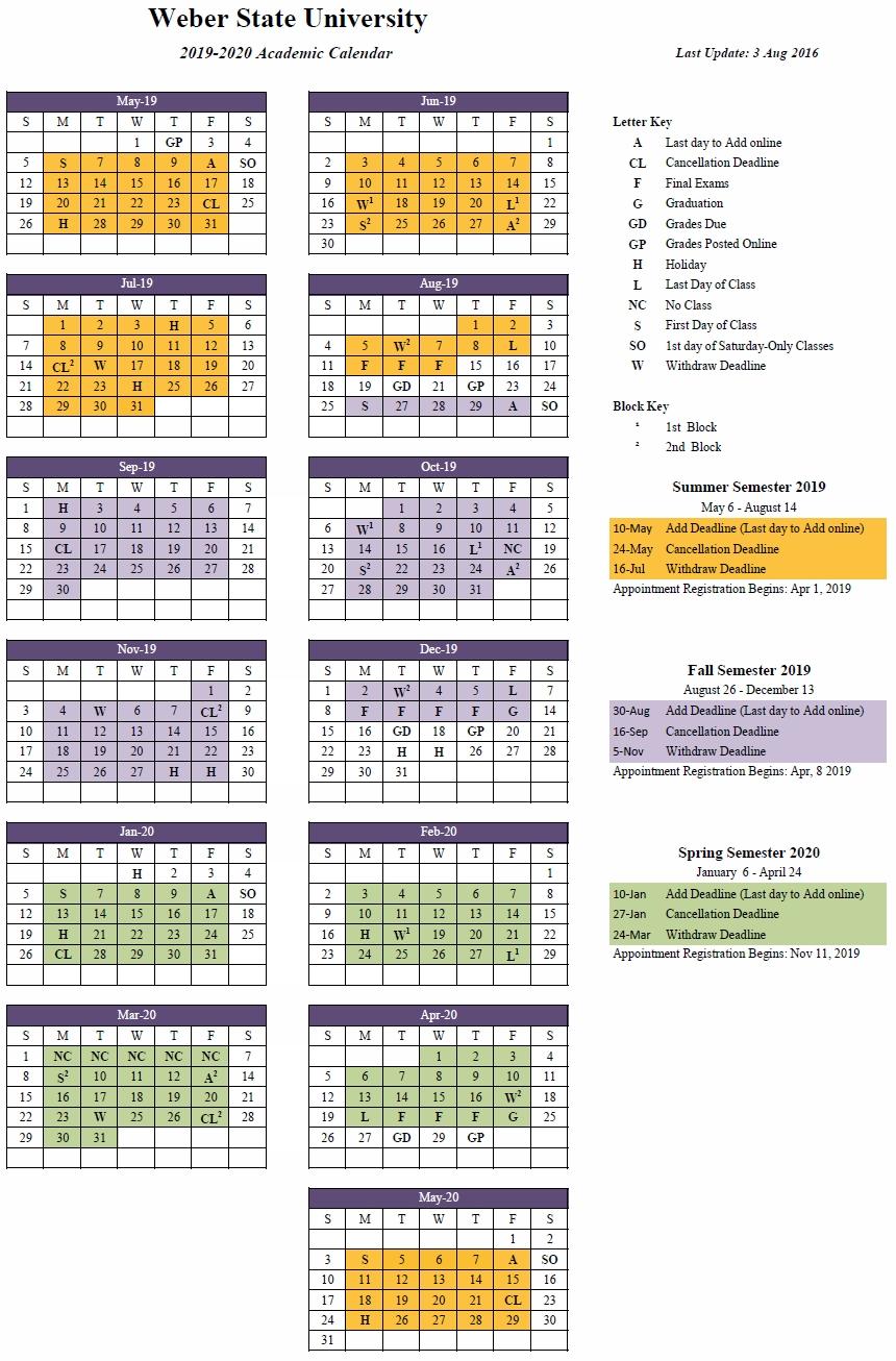 Wsu Academic Calendar Printable Jpg Images Download