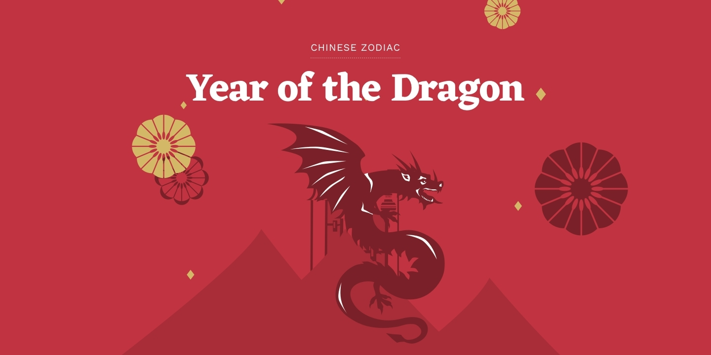 Year Of The Dragon: Fortune And Personality – Chinese Zodiac