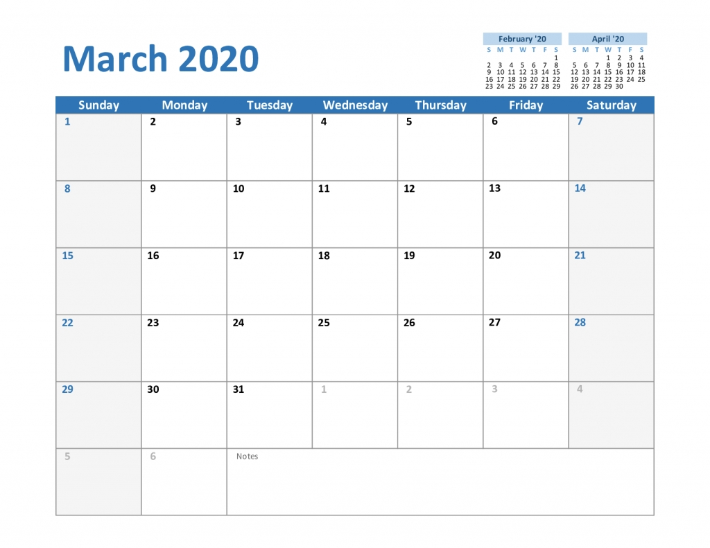 National Day Calendar March 2020 - Themediocremama