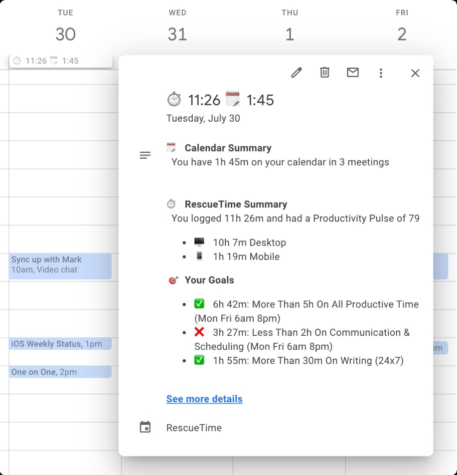 24 Google Calendar Settings To Turn It From Chaotic To Calming