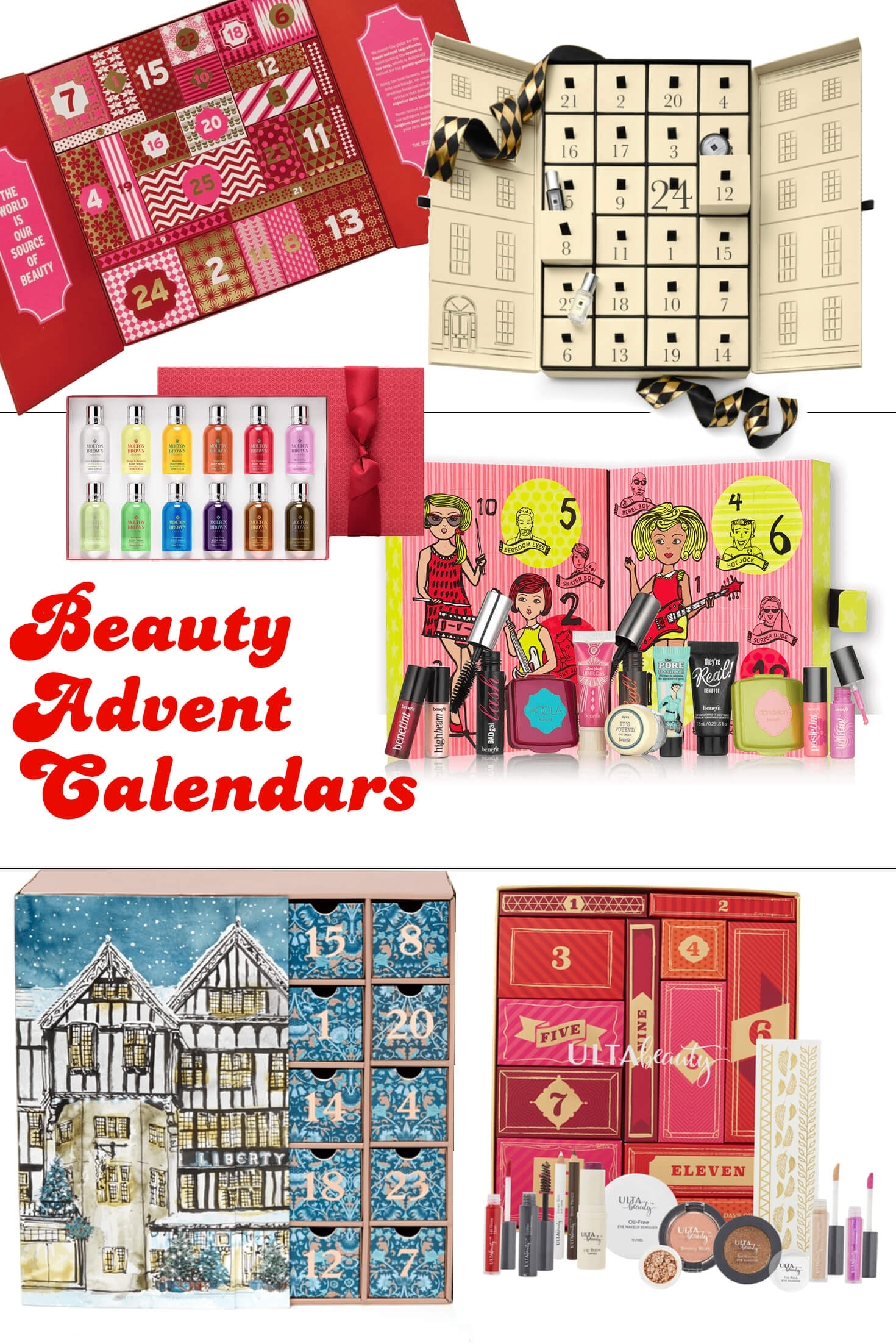 Best Beauty Advent Calendars 2020! - Hello Subscription