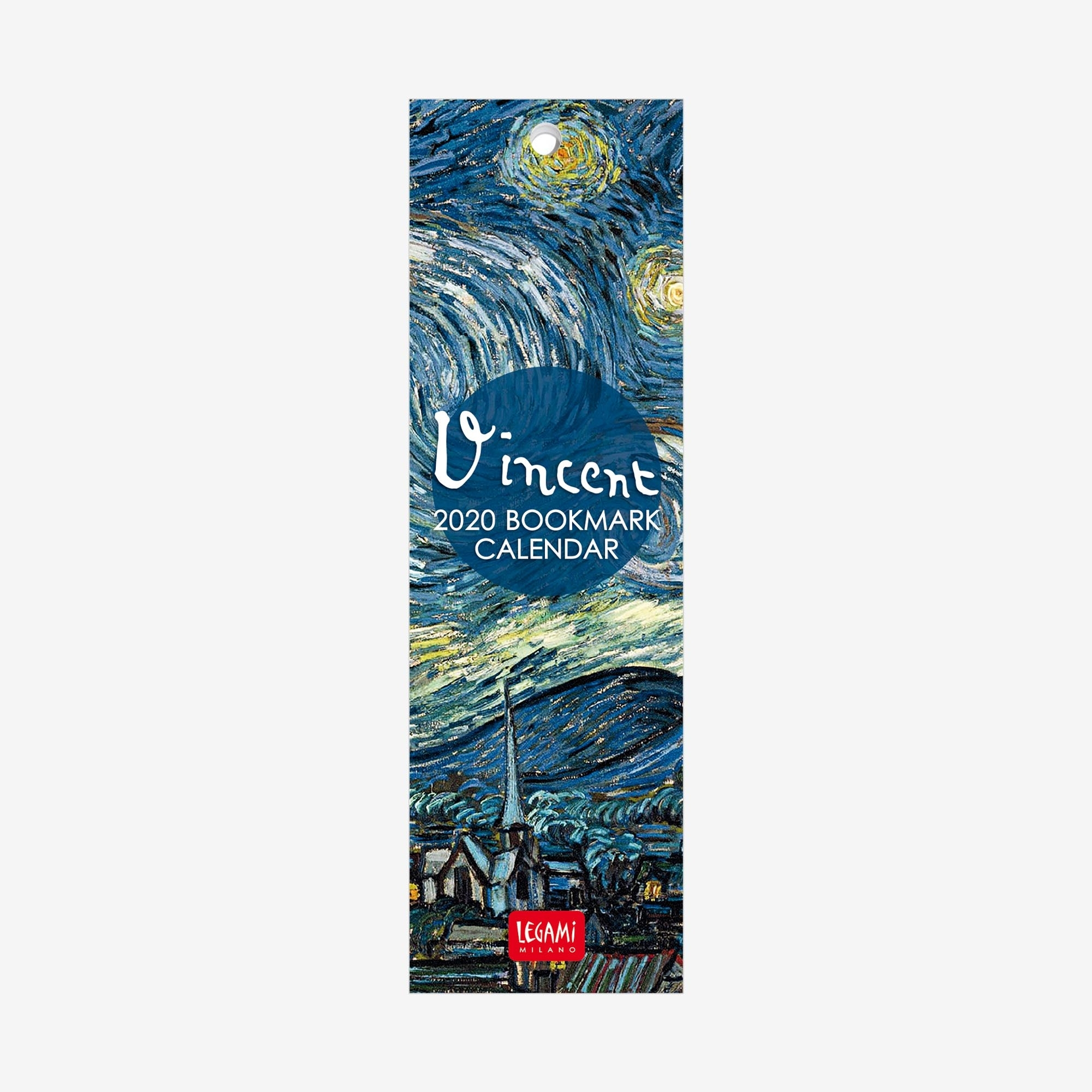 Bookmark Calendar - Vincent Van Gogh - Shop Online | Legami
