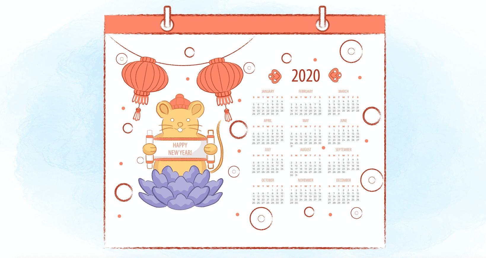 Chinese Calendar - Calendar