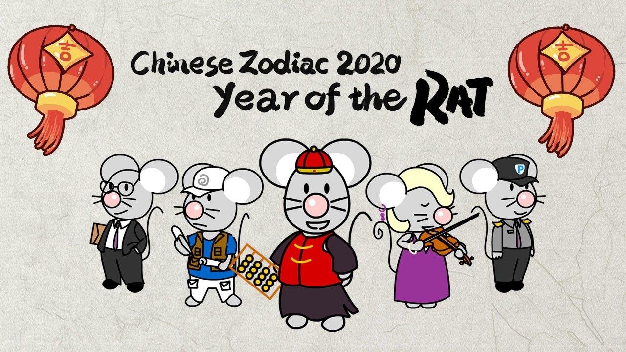 Chinese Zodiac, 12 Zodiac Animals, Find Your Zodiac Sign