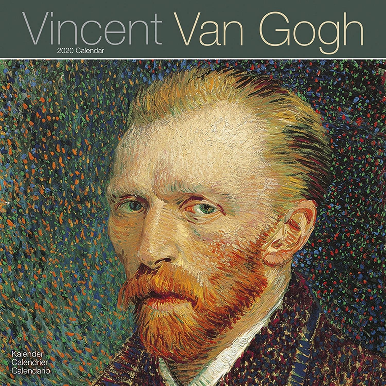 Details About Van Gogh Wall Calendar 2020Avonside