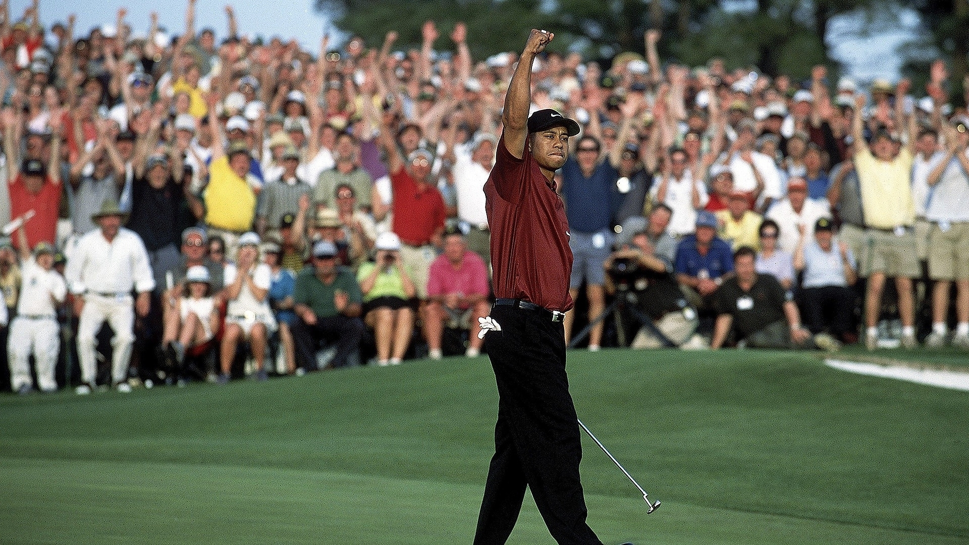 Don't Forget About The 2001 Masters, The One That Won The