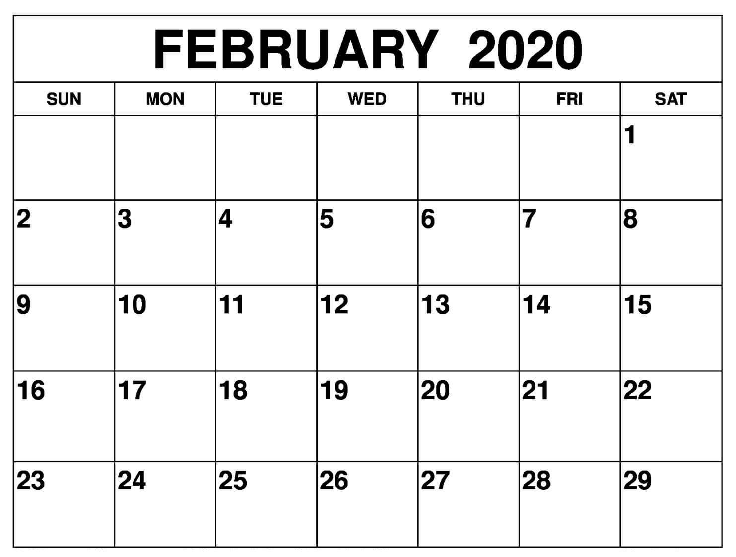 February 2020 Calendar Nz With Public Holidays | Free