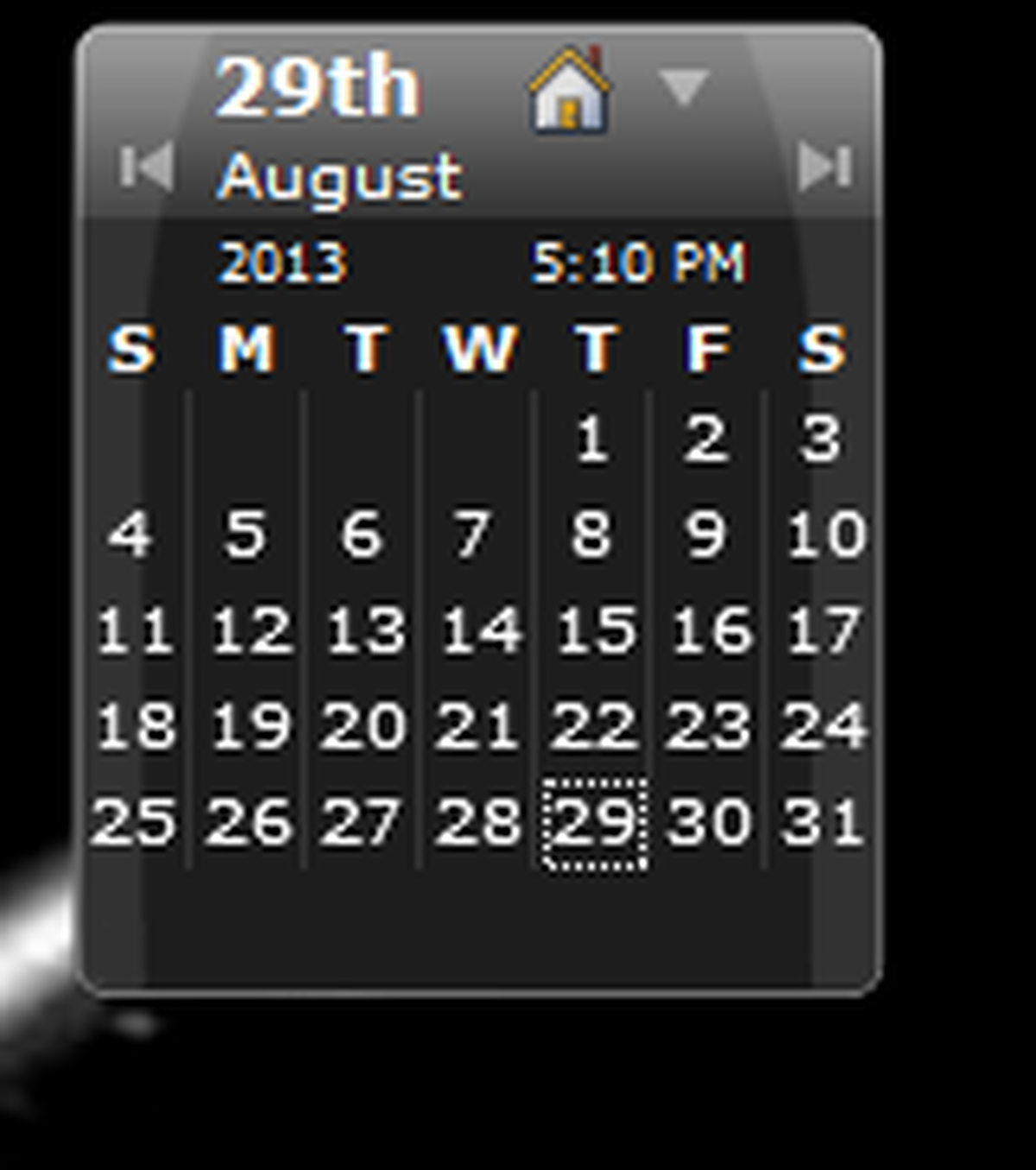 Five Free But Powerful Desktop Calendars - Techrepublic