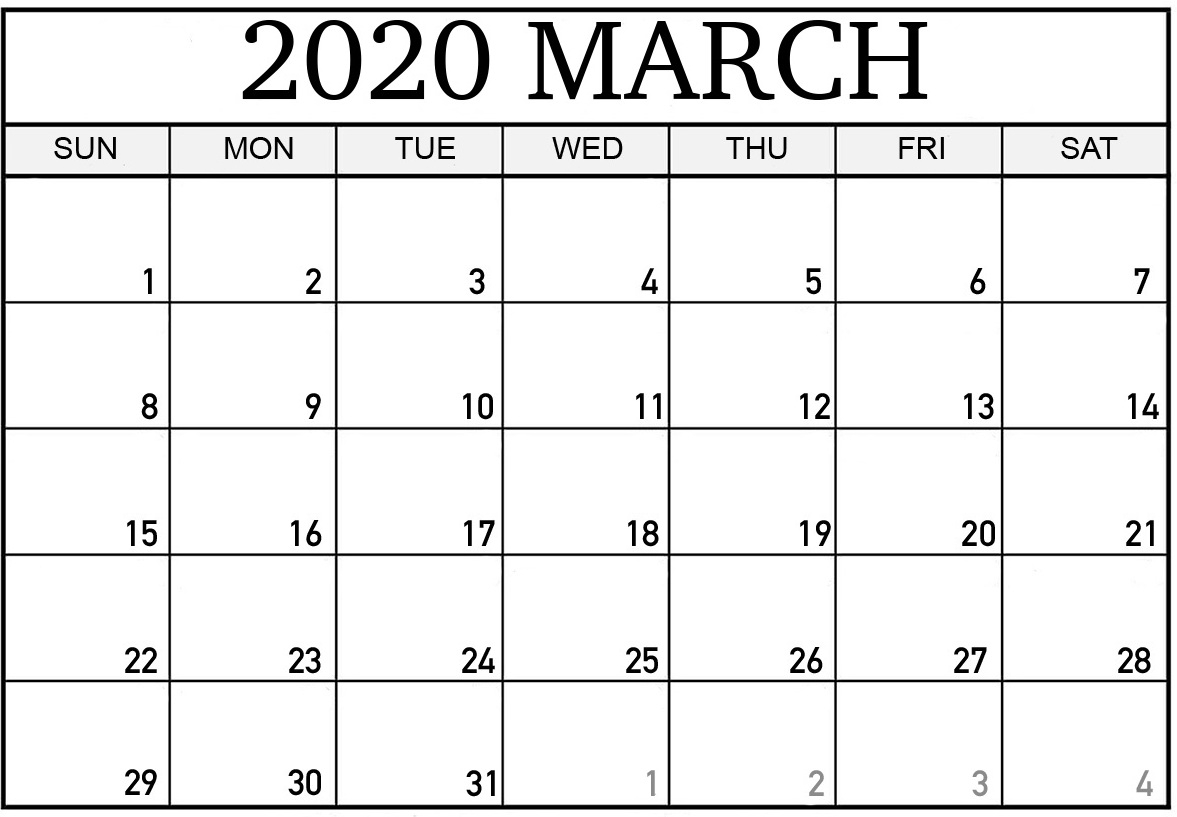 Free March 2020 Calendar Nz Vacations List Printable - Set