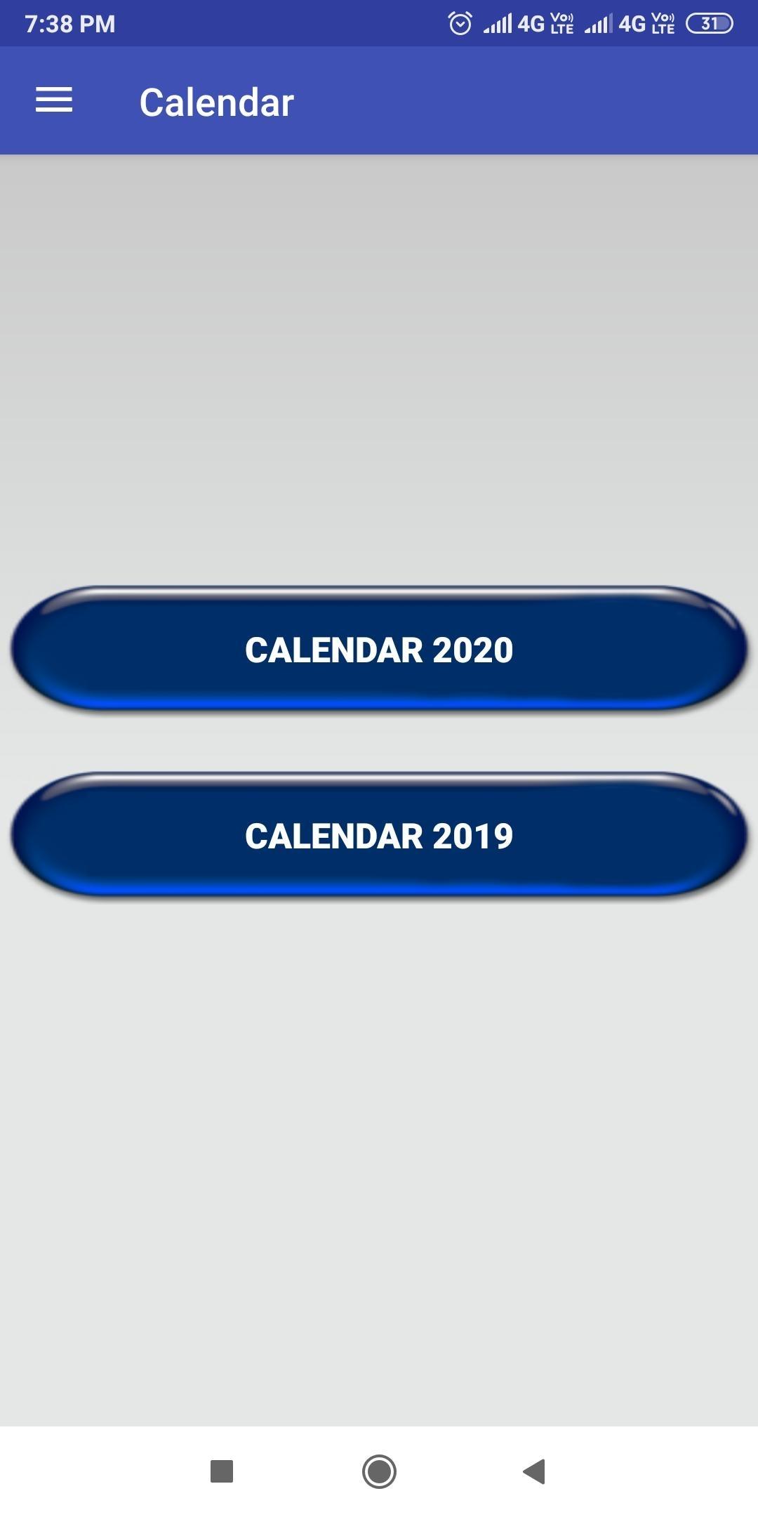 Gh Rh Calendar | Calendar | Foji/fauji Calendar For Android