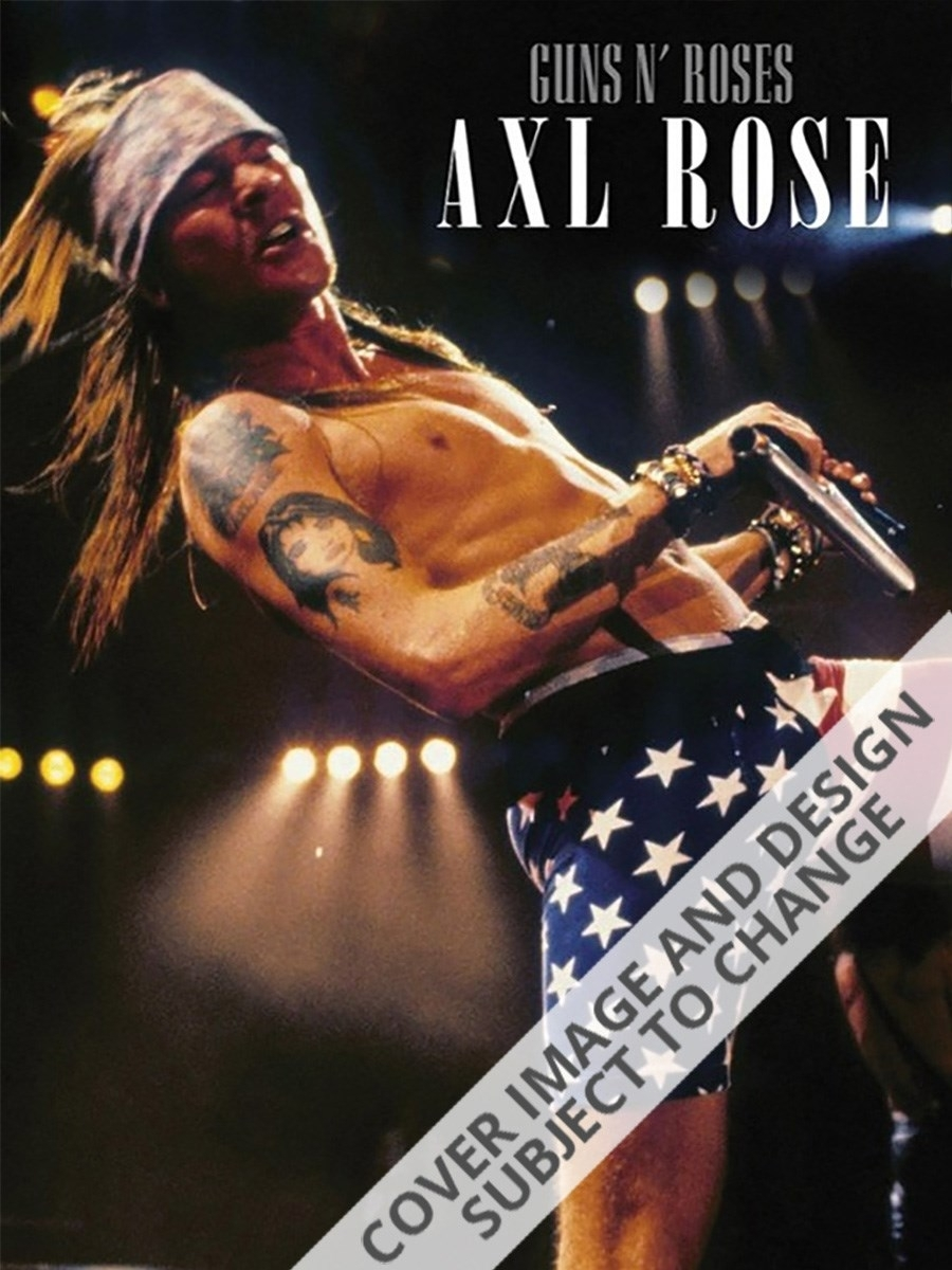 Guns N Roses 2019 Official A3 Wall Calendar