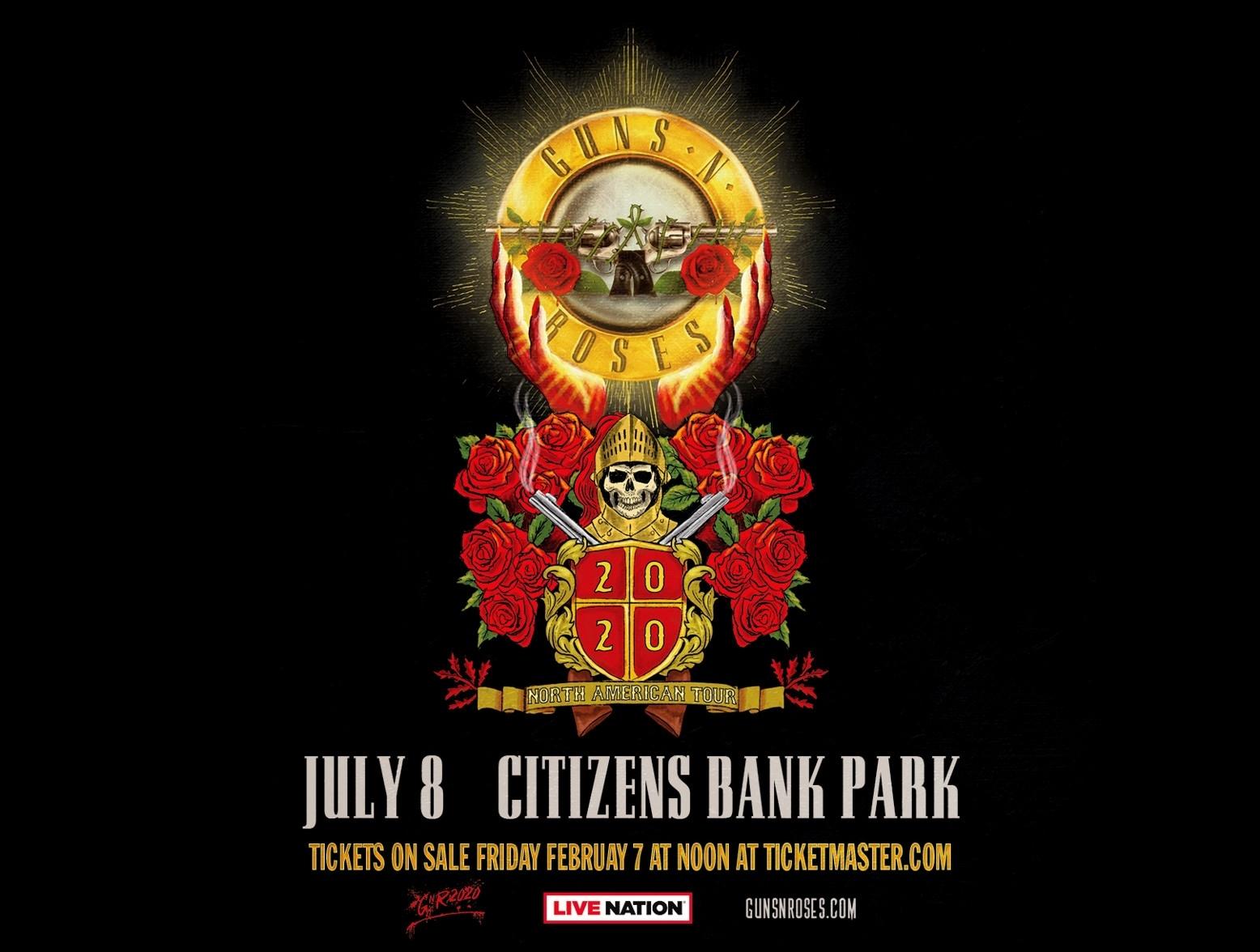 Guns N Roses 2020 Hero 2