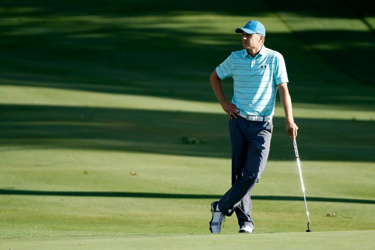 How Jordan Spieth's Grand Slam Pursuit Stacks Up To The 5