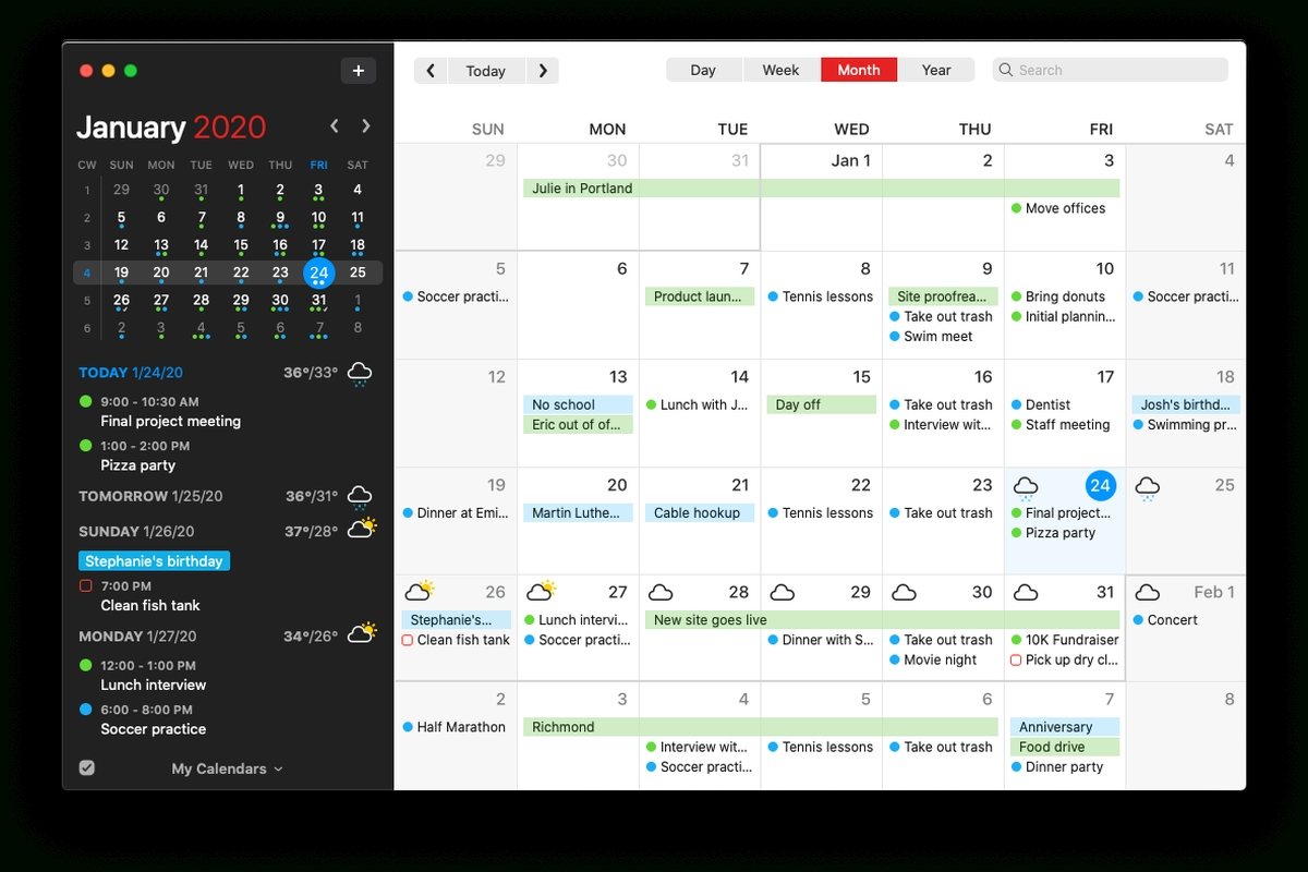 Ios And Mac Calendar App Fantastical Is Moving To A