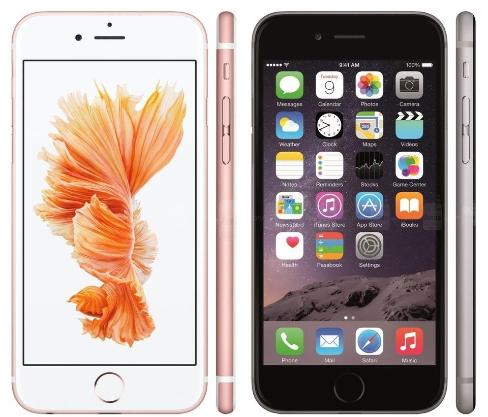 Iphone 6S Vs Iphone 6: What's The Difference?