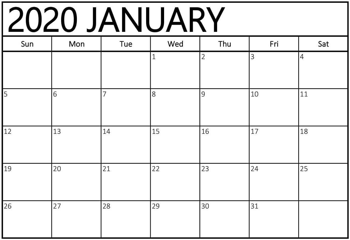 January 2020 Calendar Nz Printable With Holidays - Set Your