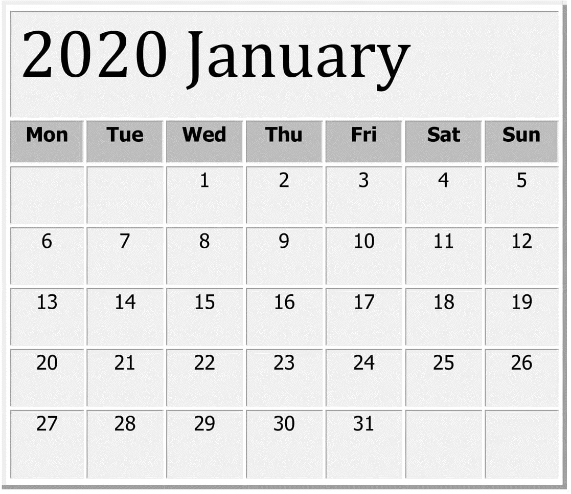 Print 2 Calendars Outlook 2020